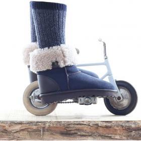 Alpaca Boot Socks | Women's & Men's