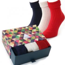 Socks Gift Box Set for Her & Him
