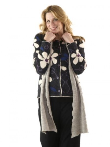 The Alpaca Collection Janetta Cardigan