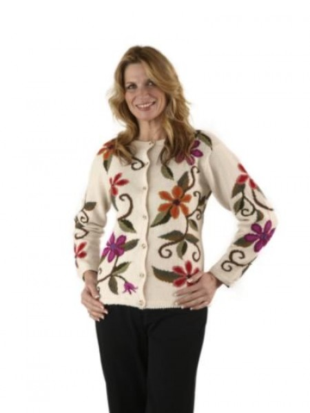 The Alpaca Collection Nerissa Cardigan