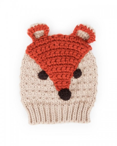 Powder Kids Fox Hat