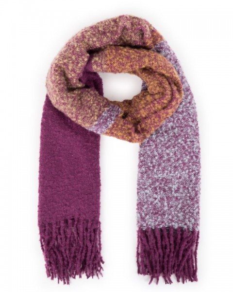 Powder Mandy Scarf Damson