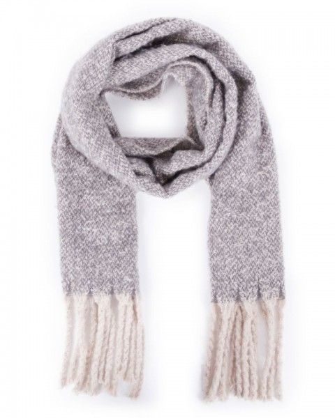 Powder Morag Scarf Slate Grey