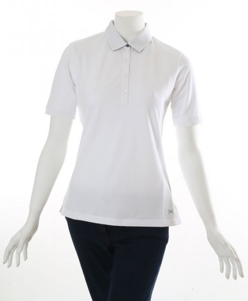 Brax Cleo Polo T-Shirt White