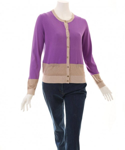 Brax Cardigan Anna Blueberry