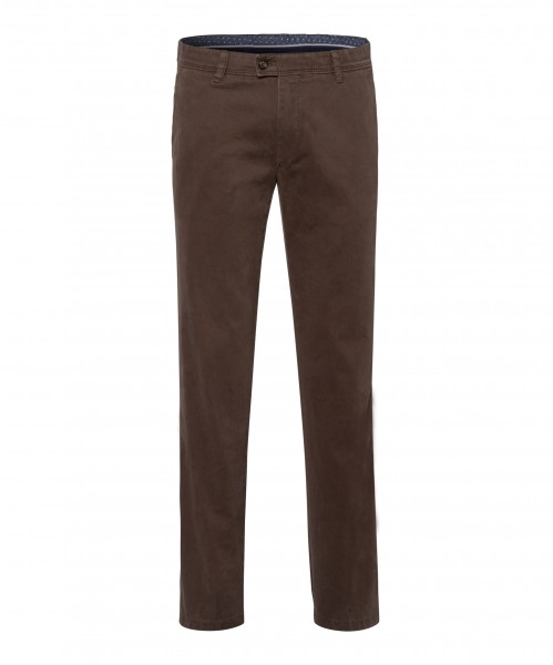 Eurex By Brax Jim Chino Trousers Khaki