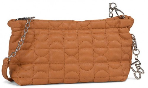 Betty Barclay Clutch Bag Camel