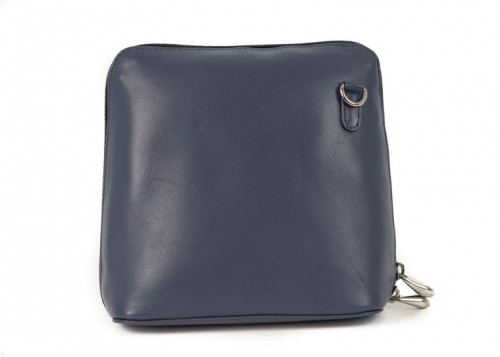 Nova 820 Leather Cross Body Handbag Navy