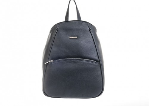Nova Leather Backpack Navy 873