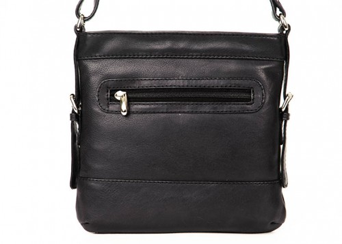 Nova Leather Handbag Black - 901