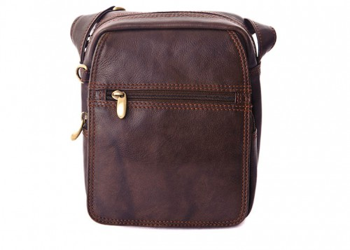 Nova Leather Handbag Brown - 903