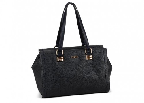 David Jones Handbag Holdall Dark Blue