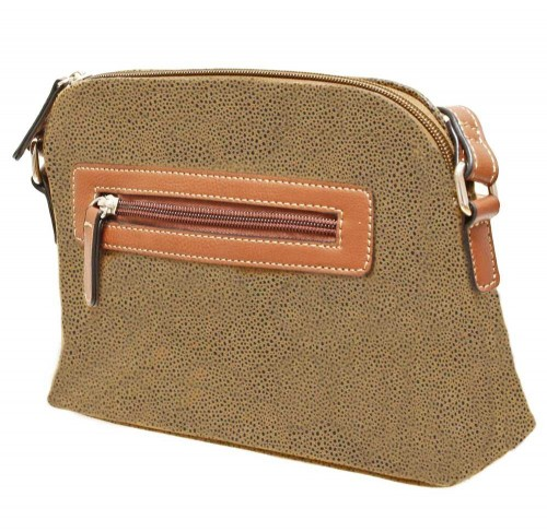 Envy Spruce Cross Body Bag Brown