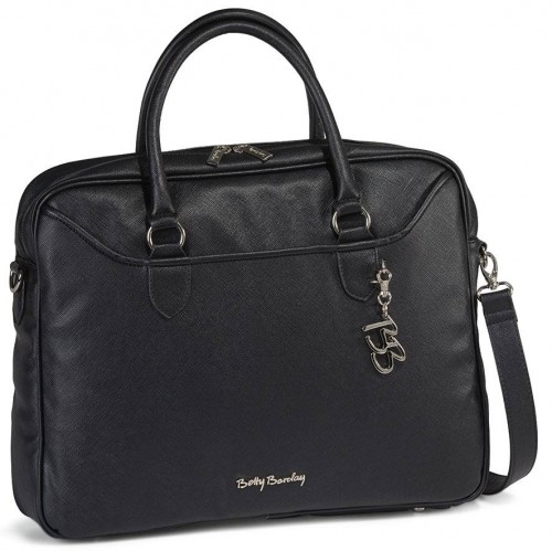 Betty Barclay Laptop Business Bag Black
