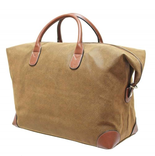 Envy Hazel Weekend Holdall  Brown