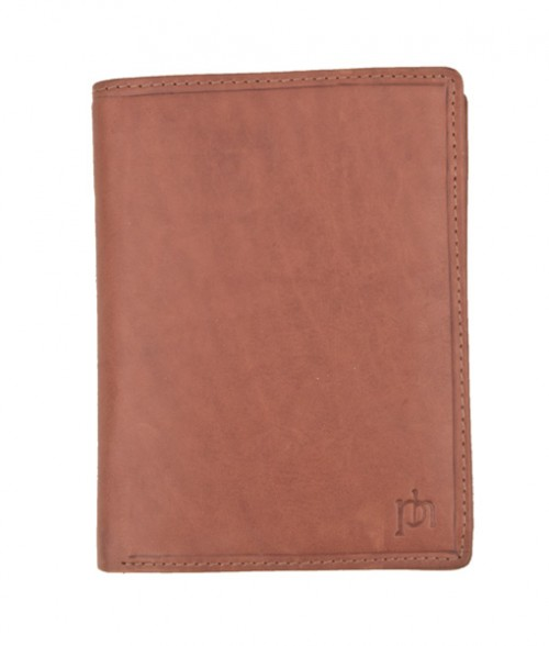 Primehide Slim Wallet Tan 5008