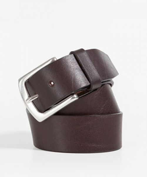 Brax Leather Belt Brown
