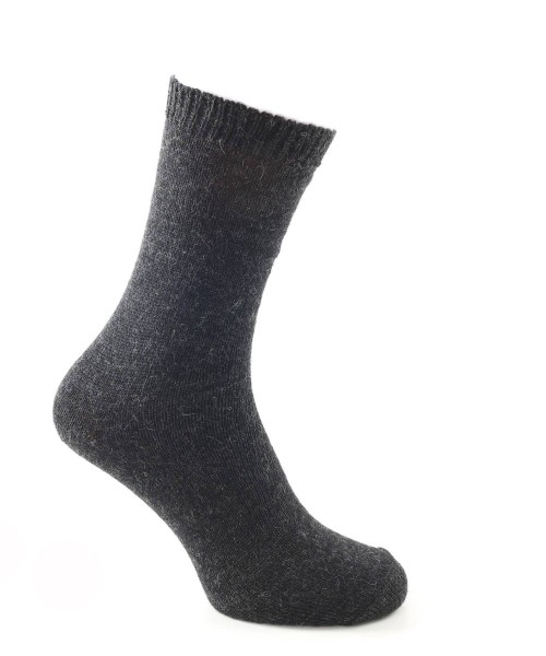 alpaca socks charcoal