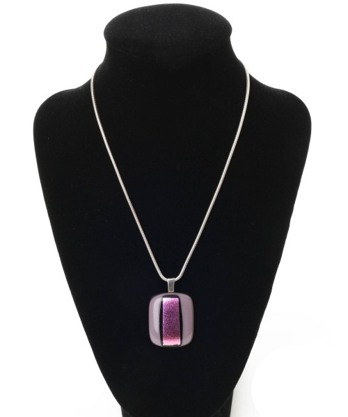 Scott Irvine Purple Pendant
