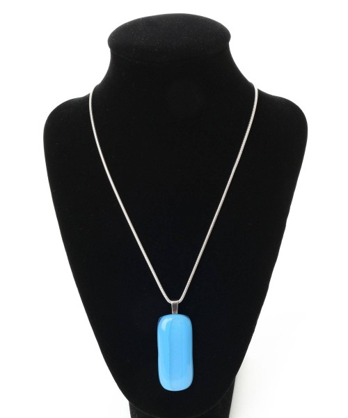 Scott Irvine Blue Pendant