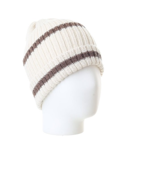 Alpaca Beanie Hat Natural