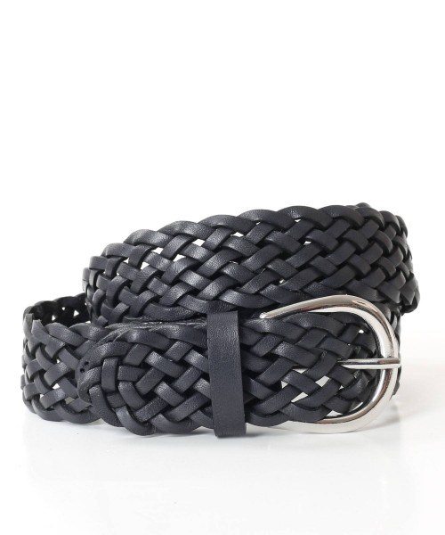 Brax Belt Leather Navy