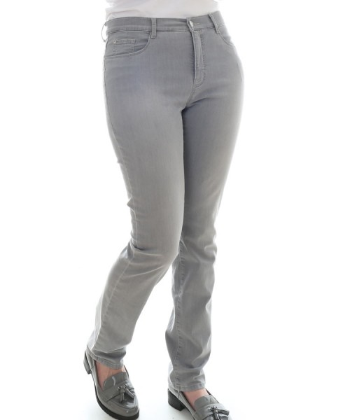 Brax Mary Brilliant Summer Jeans Grey