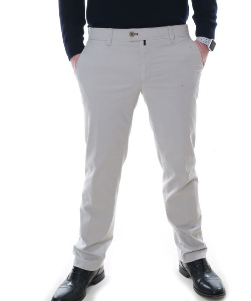 Eurex By Brax Jim Chino Trousers Sandy Beige