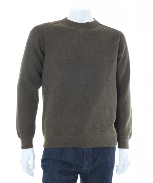 The Alpaca Collection Jumper Freddy Green