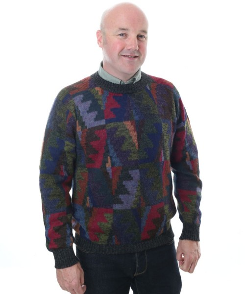 The Alpaca Collection Oscar Jumper