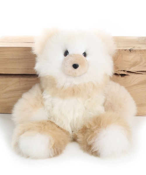 Alpaca Teddy Bear Mixed Large