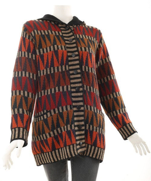 The Alpaca Collection Lined Cardigan Titania