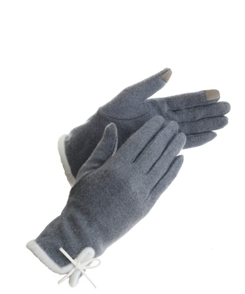 wool touchscreen gloves