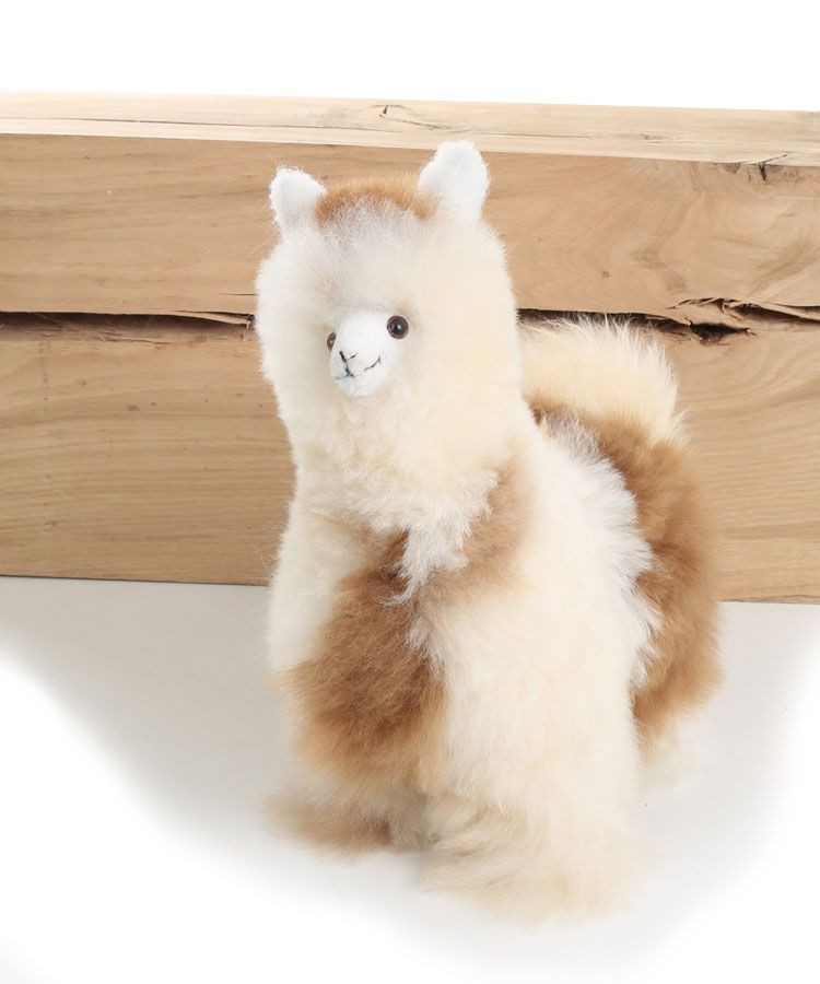 Alpaca Cuddly Toy Mixed In The Alpaca Collection Range