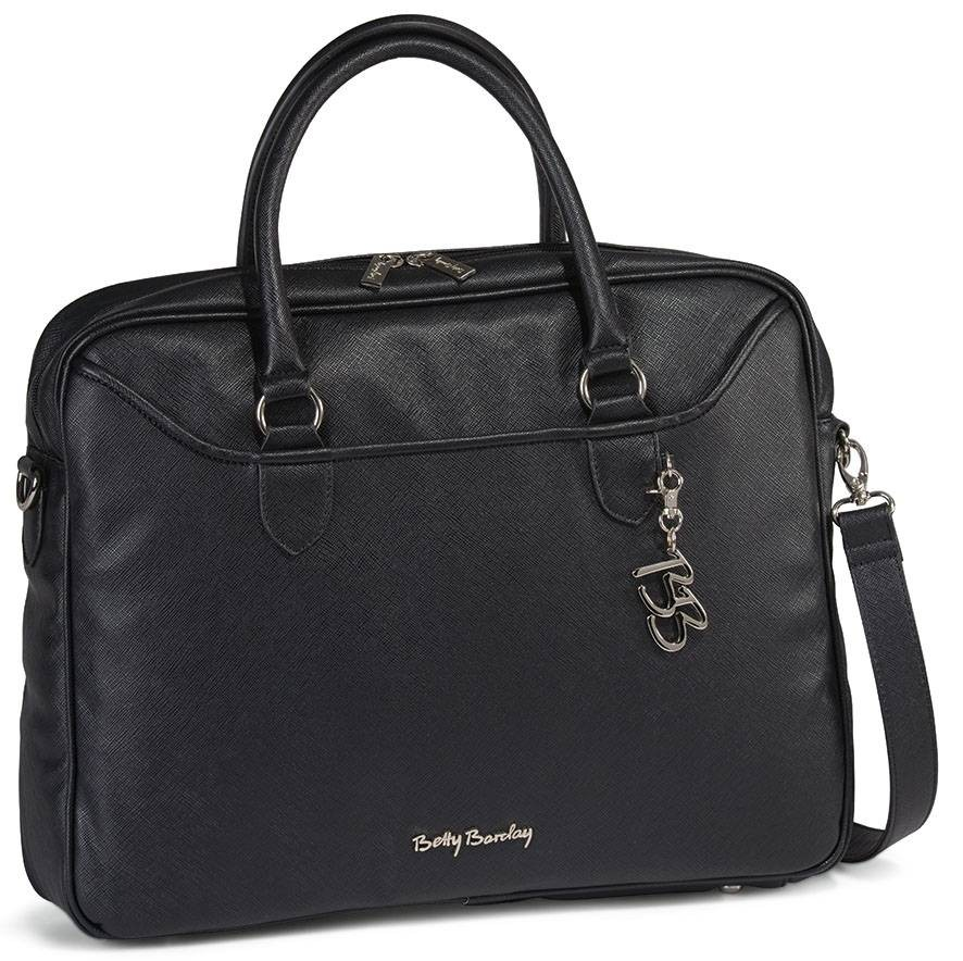 Betty Barclay Laptop Business Bag Black In Betty Barclay Range