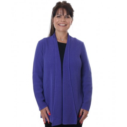 Artisan Route Joanna Cardigan Spectrum Blue