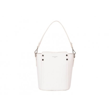 David Jones Bucket Bag White