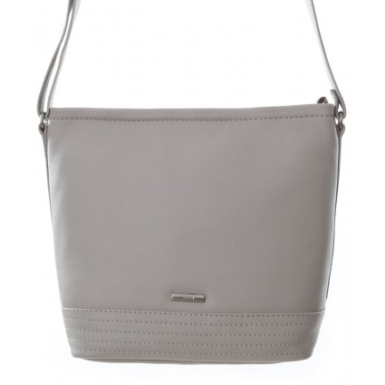 Nova 831 Leather Messenger Handbag Dove