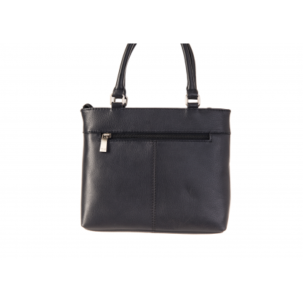 Nova 848 Leather Grab Bag Navy