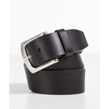 Brax Leather Belt Black