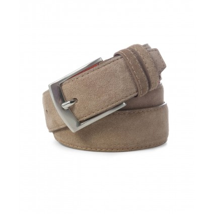 Brax Leather Belt Natural