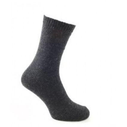 Alpaca Everyday Socks Charcoal