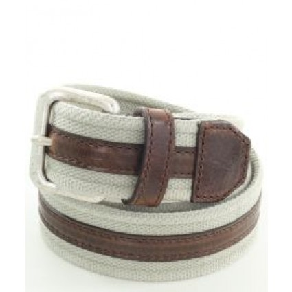 Brax Belt Wowen Natural Leather Trim