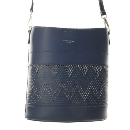 David Jones Bag Within A Bag Blue