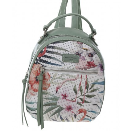 David Jones Tropical Backpack Apple