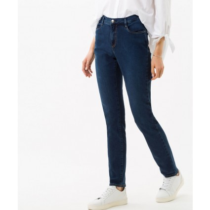 Brax Blue Planet Carola Feminine Fit Jeans Regular Blue