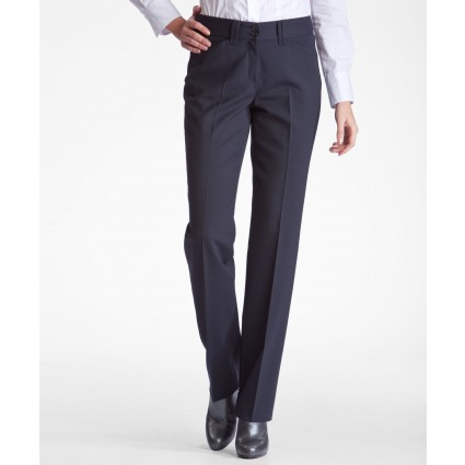 Brax Celine Feminine Fit Trousers Navy