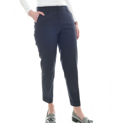 Brax Mara Sport 7/8 Summer Trousers Navy