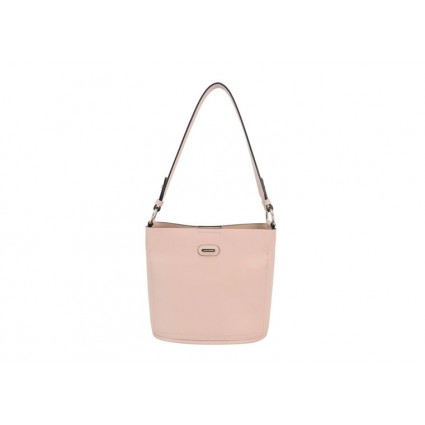 David Jones Bucket Bag Light Camel