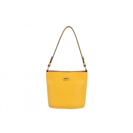 David Jones Bucket Bag Yellow